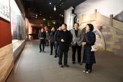 育英学院党政干部集体参观南湖革命纪念馆
