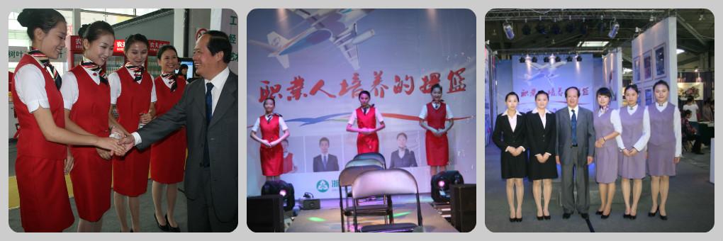 民航学子闪耀杭州大学生创意生活节